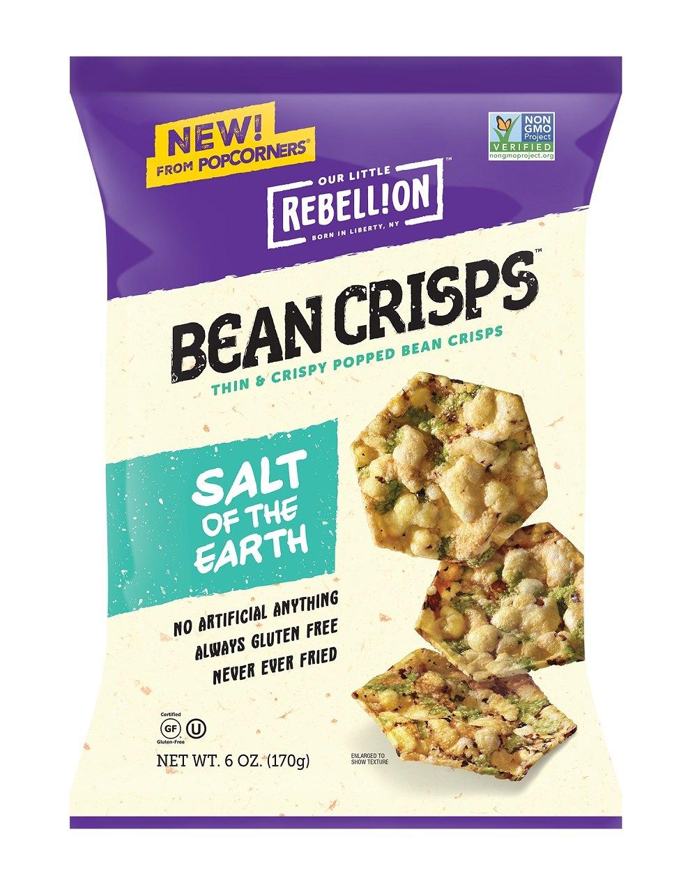 Subscription Box Swaps Popcorners Bean Crisps
