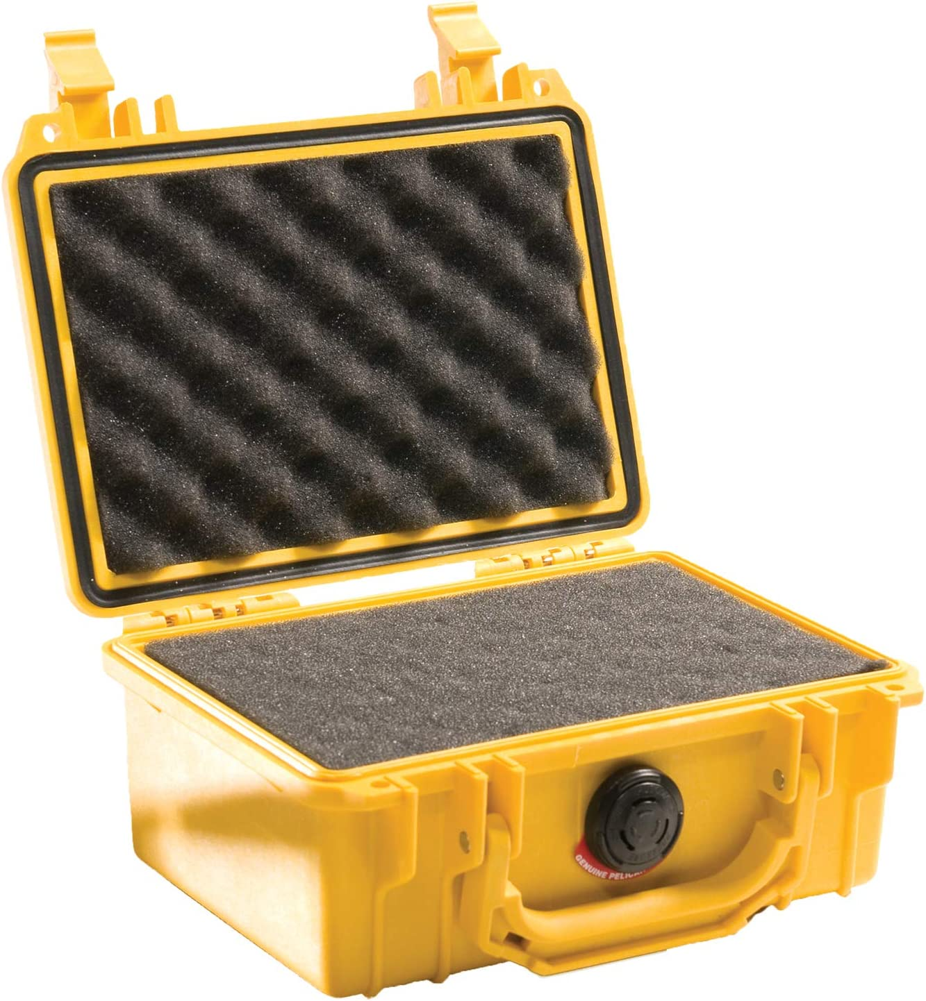 Pelican 1120 Case With Foam (Yellow)