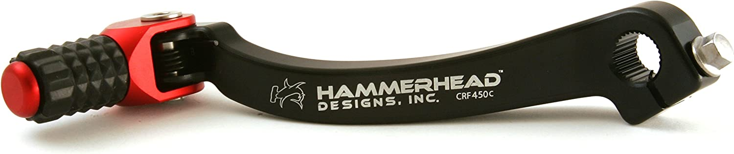 with size//color options Hammerhead CNC Billet Shift Lever CR125 compatible with Honda CRF450R