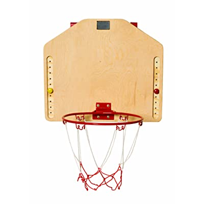 Red Tool Box Basketball Hoop: Toys & Games