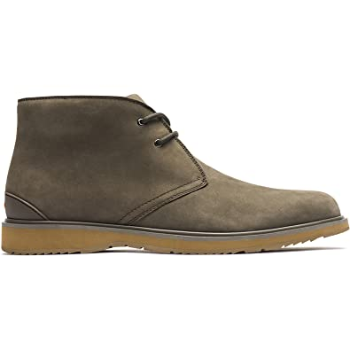 Men'S Swims Barry Chukka Taupe Biscuit