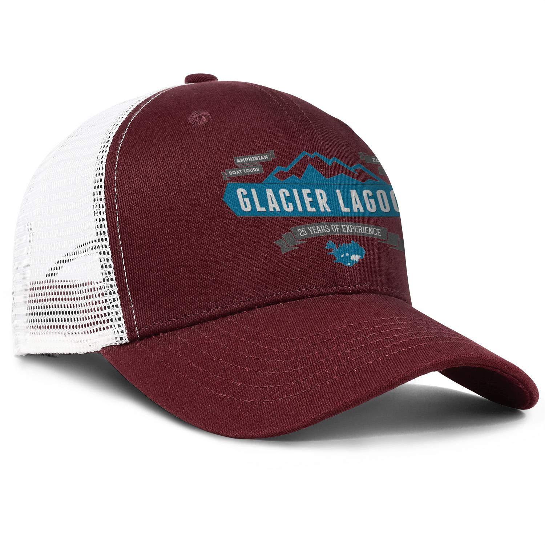 Cap Classic Running Caps Hat Men Women Glacier-Bay-National-Park-Landscaping