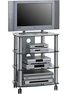 02a36dade25021 moebel direkt online HiFi-Rack TV-Möbel   Phonomöbel   Phonowagen ...
