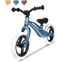 Lionelo Bart Bicicleta sin pedales 39 x 88 x 50-57 cm Para niños de hasta 30 kg Ajuste del…