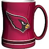 NFL Sculpted Relief Mug, 14-ounce