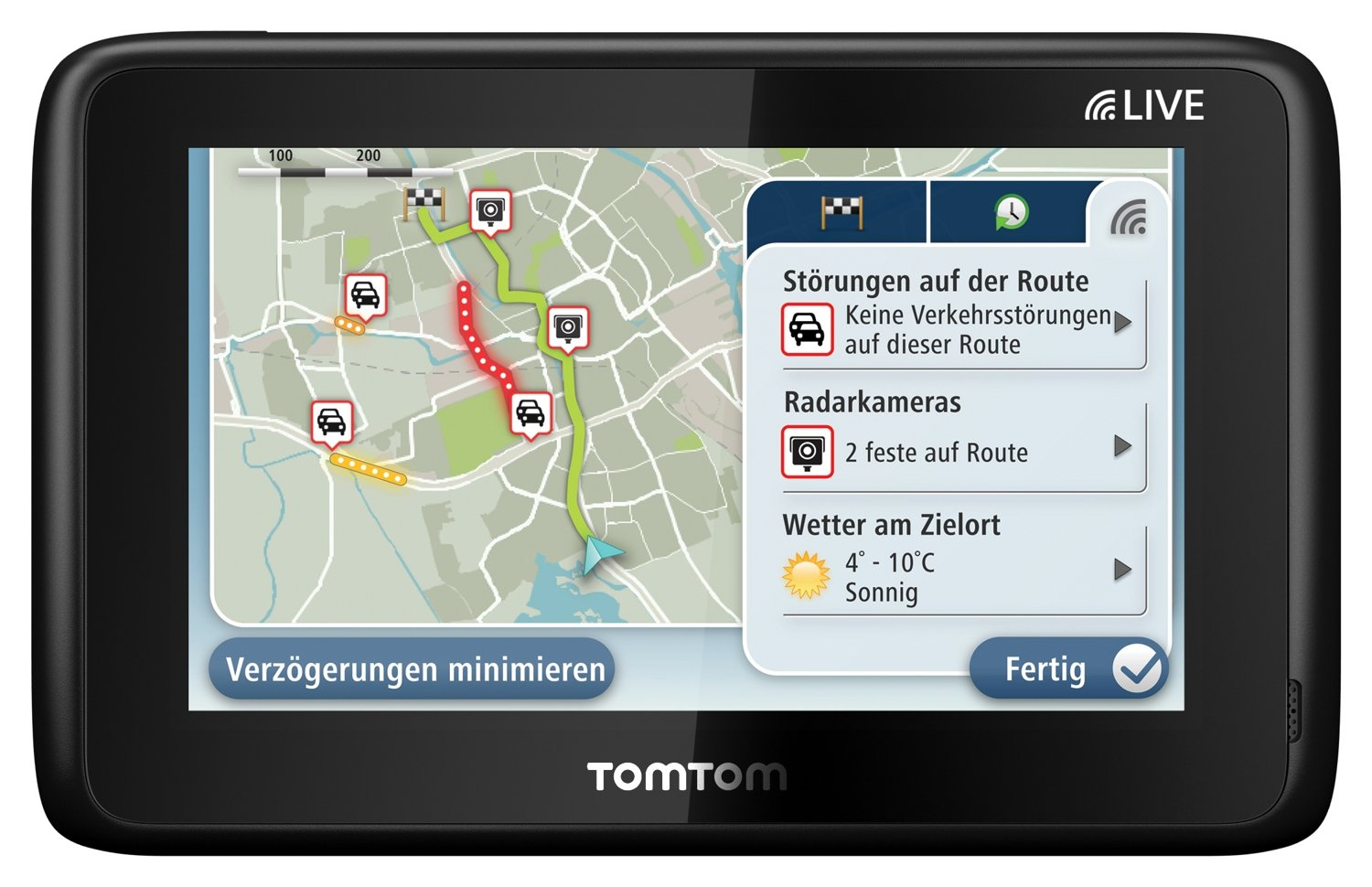 TomTom Go Live 1015 Sat Nav Worldwide Maps: Amazon co uk: Electronics