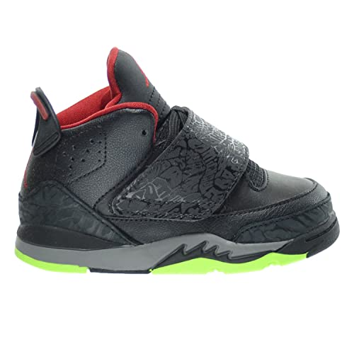 new arrival edb21 60574 Jordan Son Of Mars BT Toddlers Infants Shoes Black Gym Red Grey