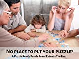 Portable Puzzle Board & Storage Table - Quality
