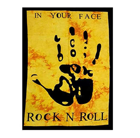 Buy Icc Rock And Roll Posters Concert Posters Music Quote Poster