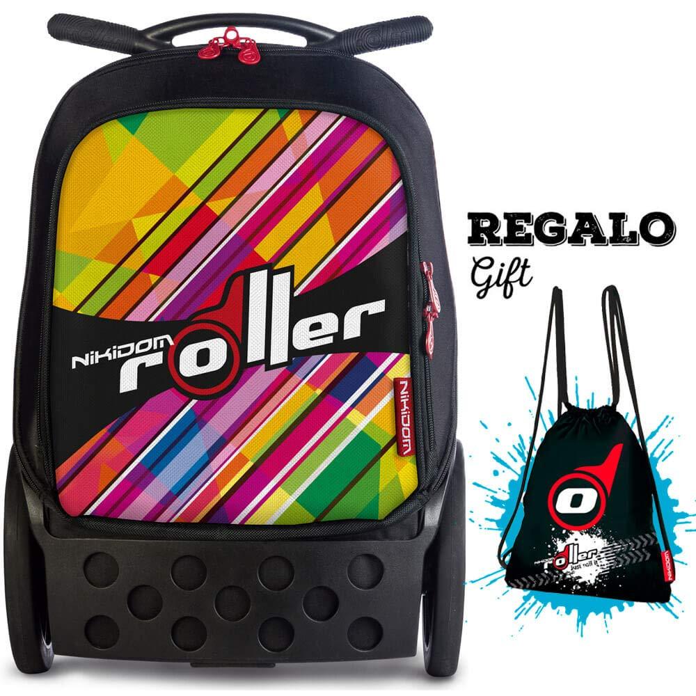 Nikidom XL Kaleido Troller, Mehrfarbig, Mehrfarbig, Troller, Einheitsgröße 87c751