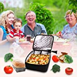 Portable Oven Personal Food Warmer for Prepared