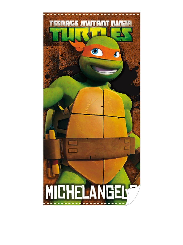 Tortugas Mutantes Ninja - Toalla de playa Michelangelo ...