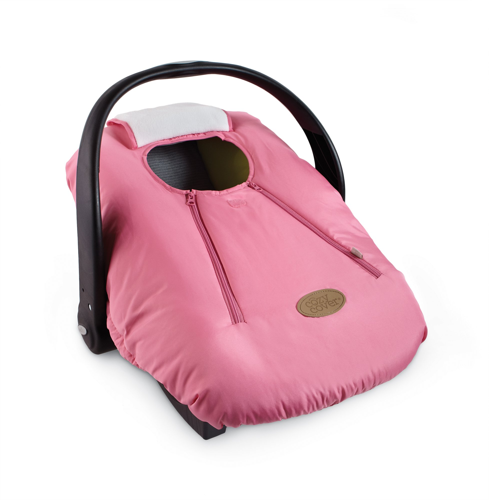 Cozy Cover - Infant Car Seat Cover (Pink) 689852903563 | eBay
