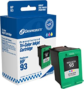 Dataproducts DPC61WN Remanufactured Ink Cartridge Replacement for HP #93 (C9361WN) (Tri-Color)
