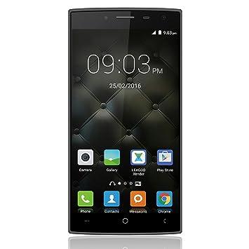 EasySMX LEAGOO Alfa 5 3G-Smartphone 5.0 Zoll Android: Amazon.de ...