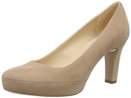 Numar_17_KS, Zapatos de Tacón para Mujer, Rosa (Rumba), 38 EU Unisa