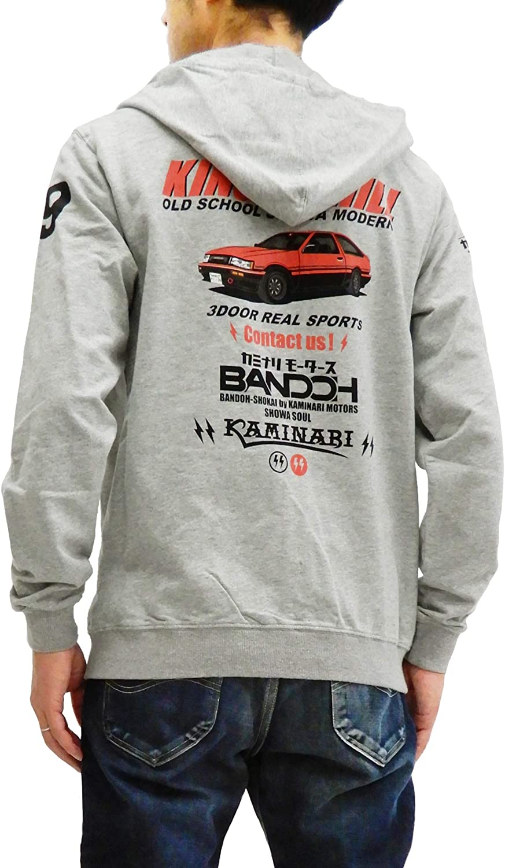 Mitsubishi Chest and Arm Hoodie Stylehooded Sweatshirt