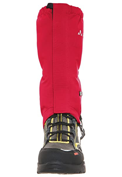 VAUDE Kids Gaiter II Calcetines, Unisex niños, Indian Red, S: Amazon.es: Deportes y aire libre