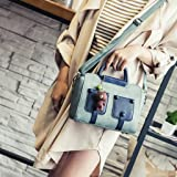 Basilion Color Daily Travel Party Handbag Casual