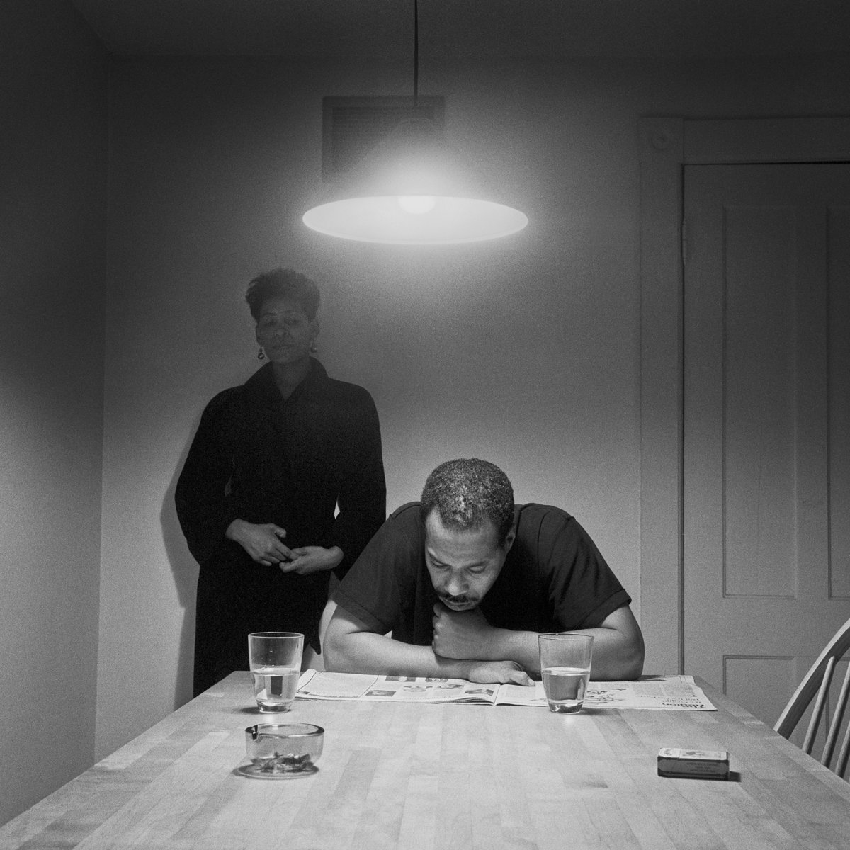 Carrie Mae Weems Kitchen Table Series Sarah Lewis