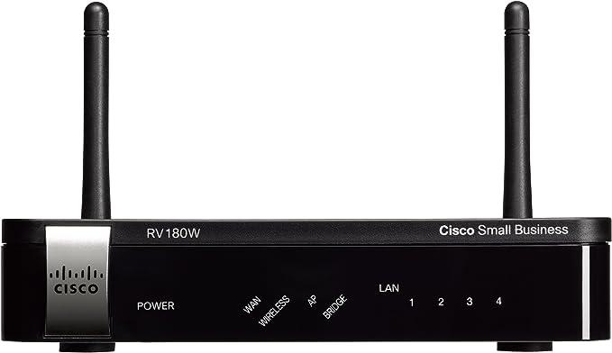 Cisco RV180W Wireless N Multifunction