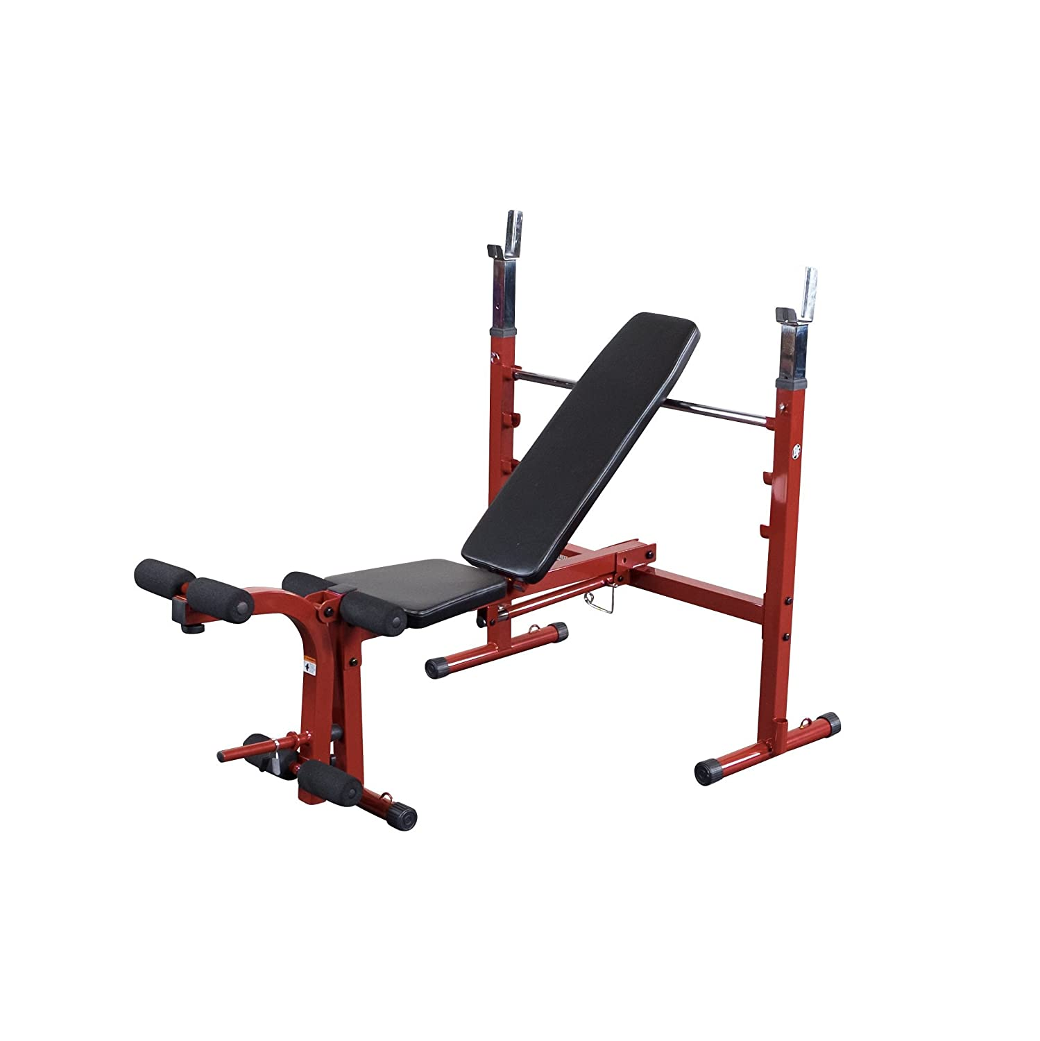 Best Fitness Olympic Bench foldable, BFOB10