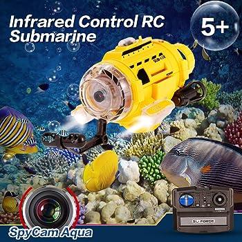 Aqua RC Submarine