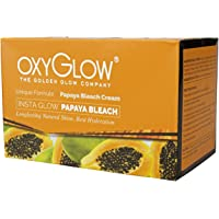 Oxyglow Golden Glow Papaya Bleach, 240g