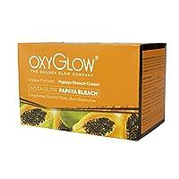 Oxyglow Golden Glow Papaya Bleach, 240g