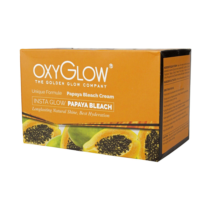 Oxyglow Golden Glow Papaya Bleach, 240g product image