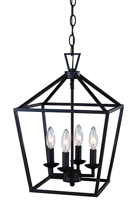 Amazon Com Trans Globe Lighting 10264 Rob Indoor Lacey 12 Pendant
