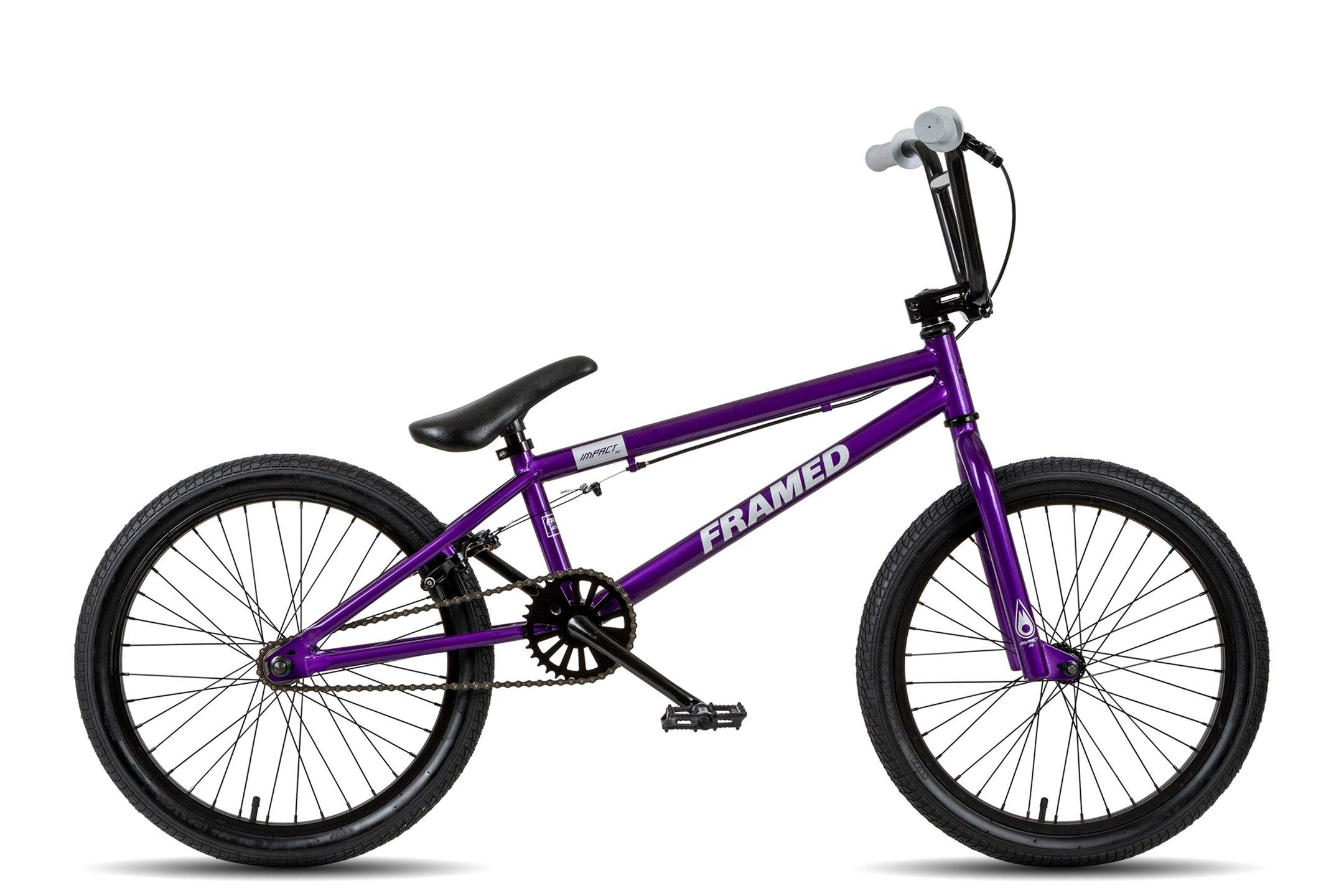 Framed Impact XL BMX Bike Mens