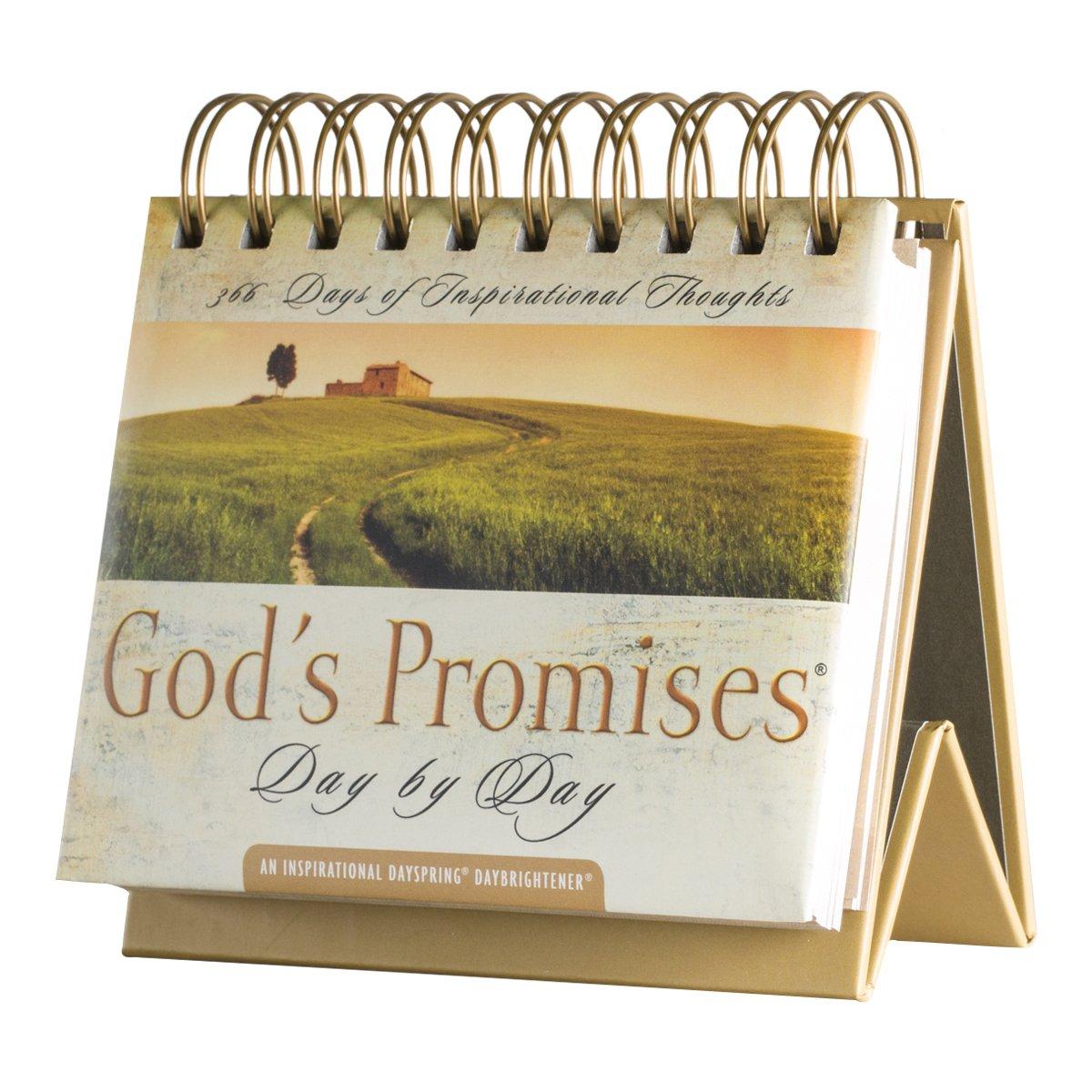 DaySpring Flip Calendar – God's Promises Day by Day – 77872
