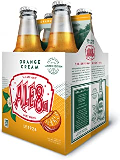 product image for 4 Pack BRAND NEW Orange Cream Ale 8 One Limited Edition, 12 ounces (4 Glass Bottles)