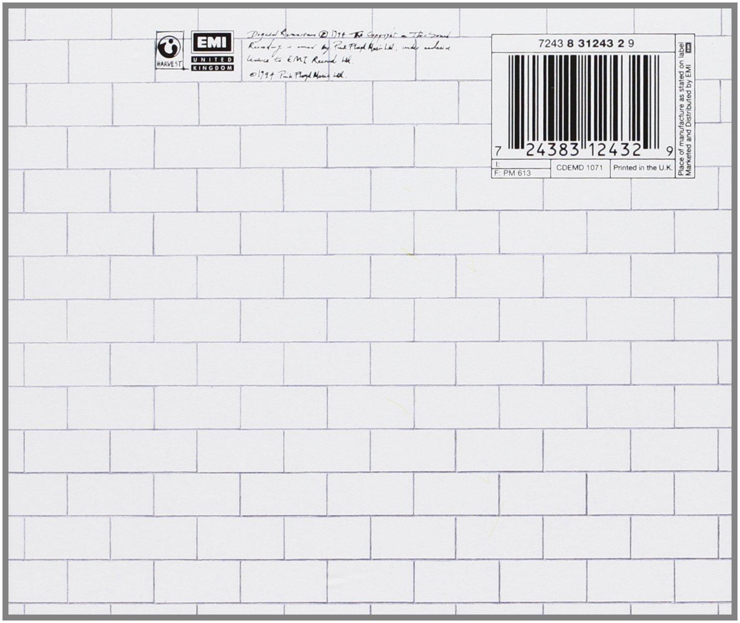 The Wall : Pink Floyd: Amazon.es: Música