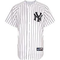 MLB New York Yankees home Replica Jersey, Weiß