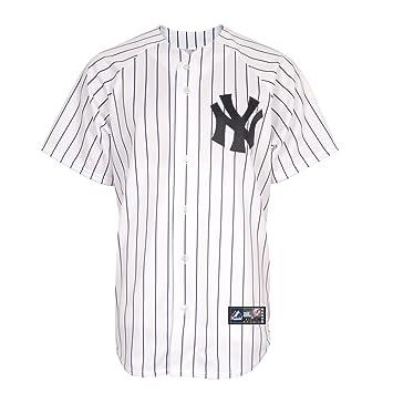 Majestic Baseball Shirt Replica of the Local New York Yankees f77d01b4b