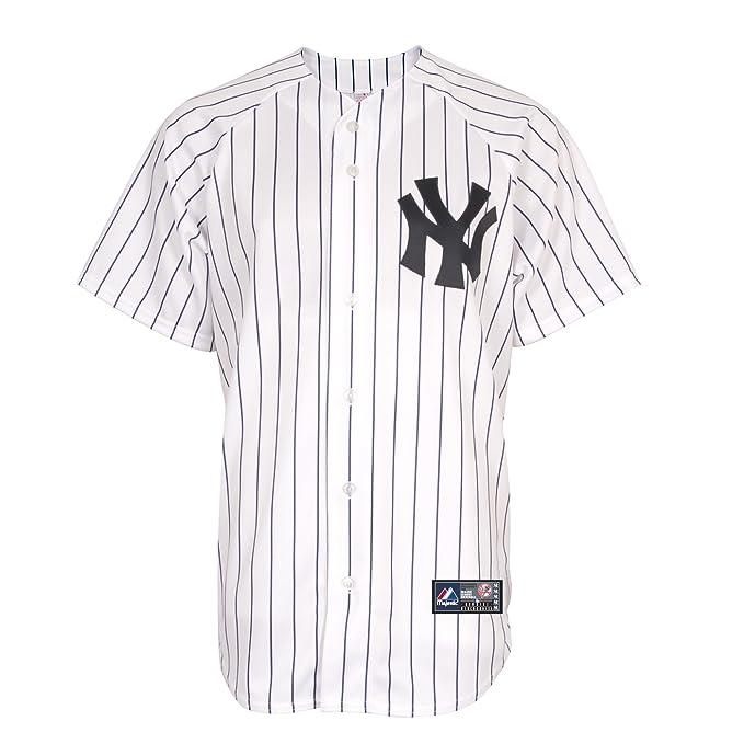 Majestic MLB New York Yankees Replica Baseball Jersey Athletic (Medium) b59d7d3f5629