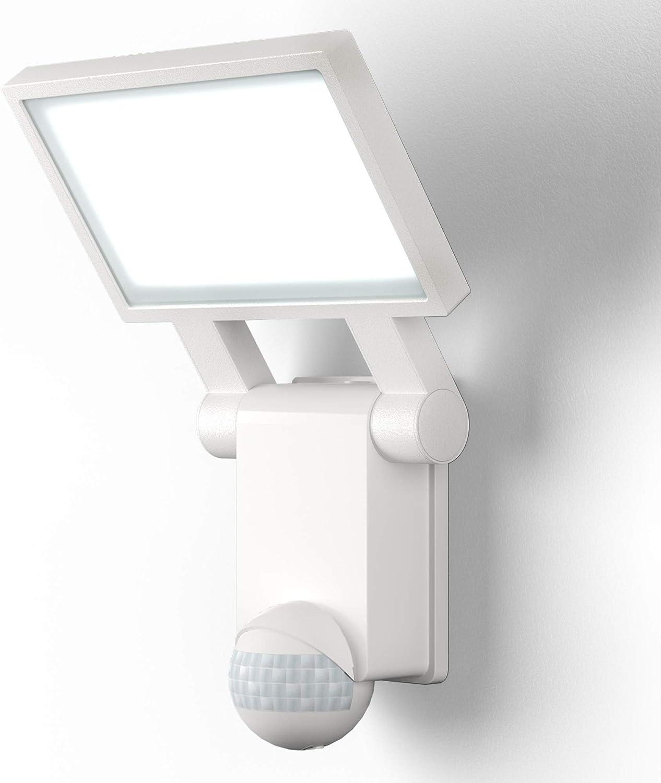 Solarenergie LED Flutlicht Ultra Hell Außen Arbeit Spot Lampe 2400 Lumen