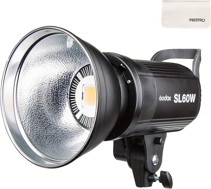 Godox Sl 60w 60w Led Studiolicht 5600k Kontinuierliche Kamera