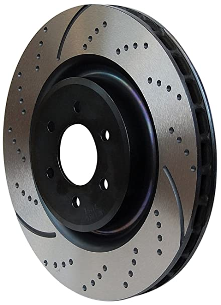 Ebc Sport Rotors >> Amazon Com Ebc Brakes Gd7328 3gd Series Dimpled And Slotted Sport
