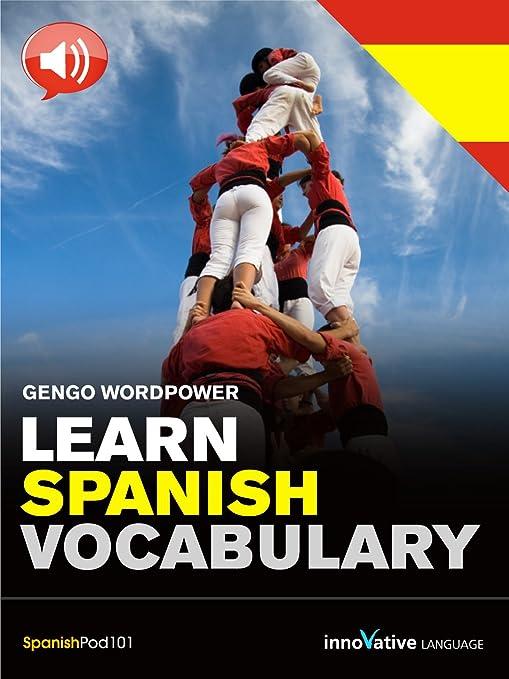 Amazon.com: Learn Spanish Vocabulary - Gengo WordPower for Mac [Download]: Software