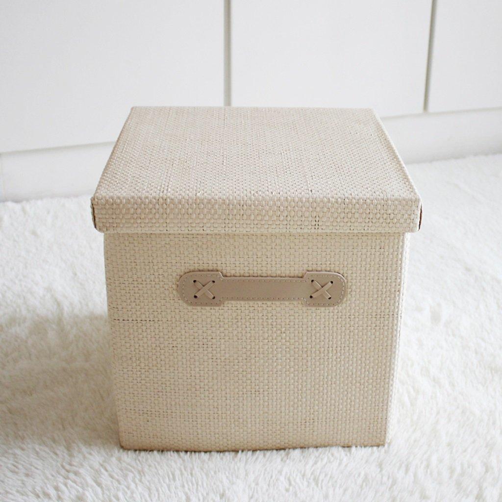 四角形折りたたみ収納ボックス衣類収納ボックス衣類仕上げボックス引き出しタイプ収納ボックス大容量収納ボックス、35 * 35 * 35cm ( 色 : B ) B078W21QKD B B