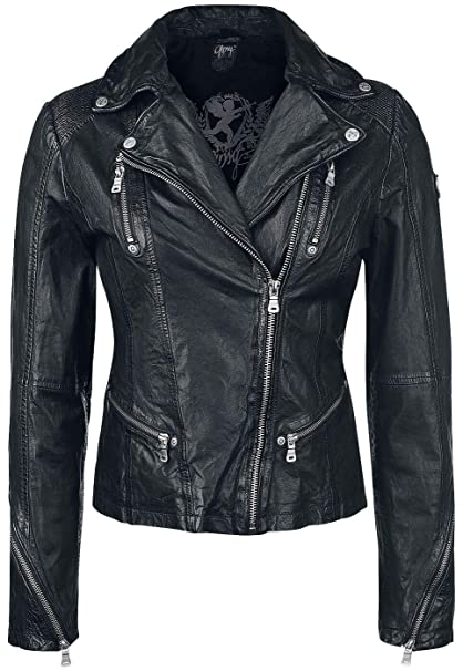 gipsy damen happy lederjacke