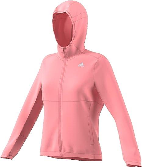 amazon chaqueta de mujer adidas