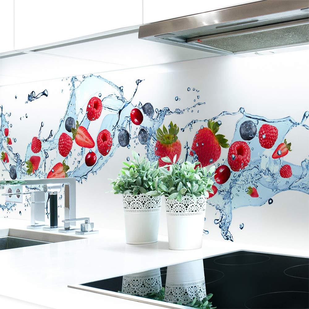 La parete della cucina Premium Duro di PVC 0, 4mm autoadesivo–direttamente su le piastrelle 60 x 51 cm druck-expert.com