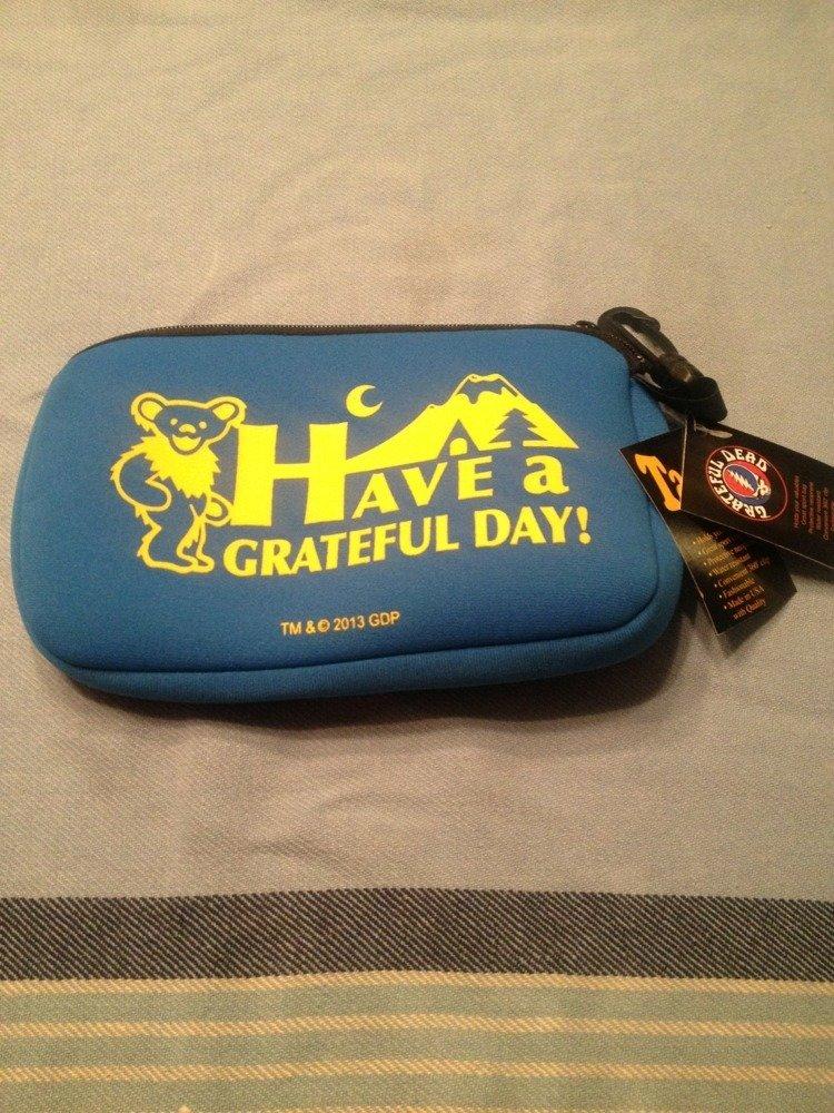 高品質の人気 グレイトフルデッドベア バッグ HAVE A GRATEFUL GRATEFUL バッグ DAY B00FVGTWPM BAG BL B00FVGTWPM, 米沢市:6681bd9d --- senas.4x4.lt