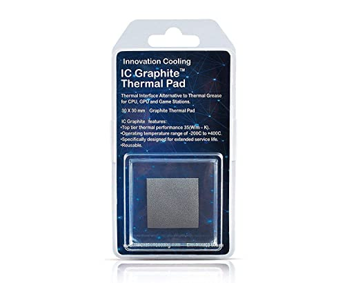 Innovation Cooling Graphite Thermal Pad review