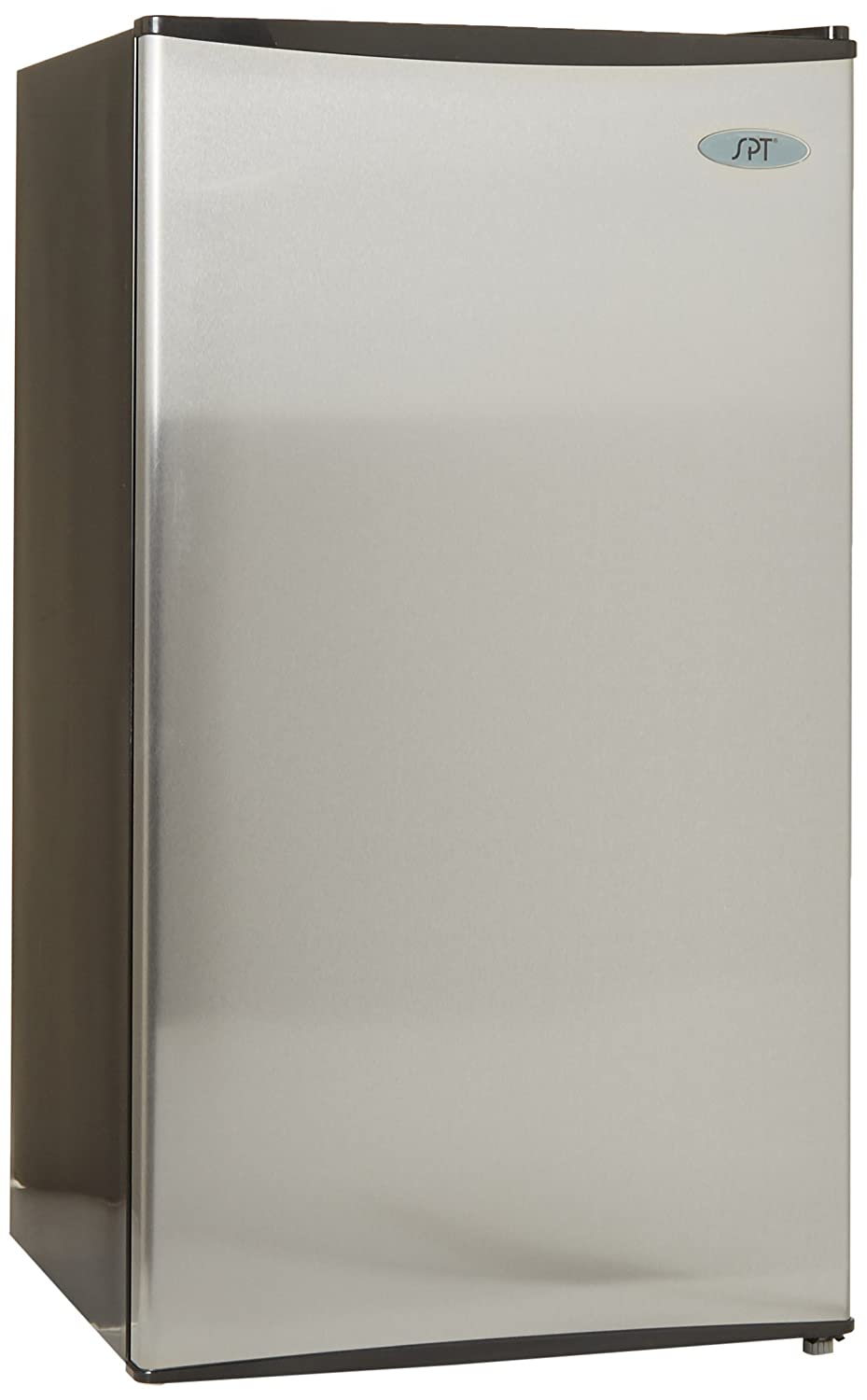 SPT RF-334SS Compact Refrigerator, 3.3 Cubic Feet, Stainless Steel, Energy Star Sunpentown