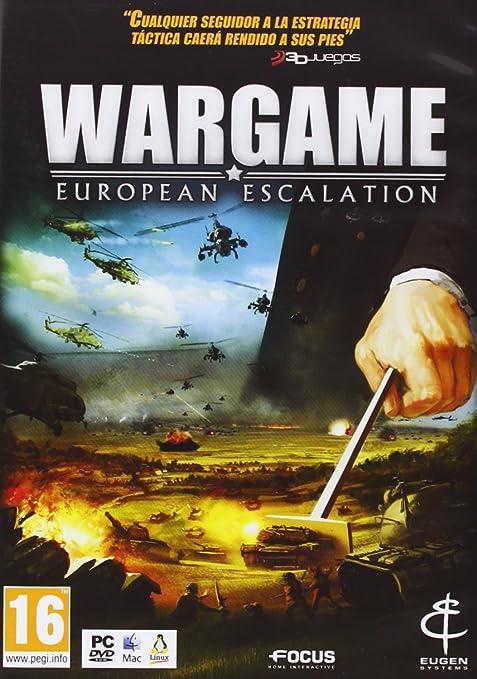 Wargame: European Escalation: Amazon.es: Videojuegos